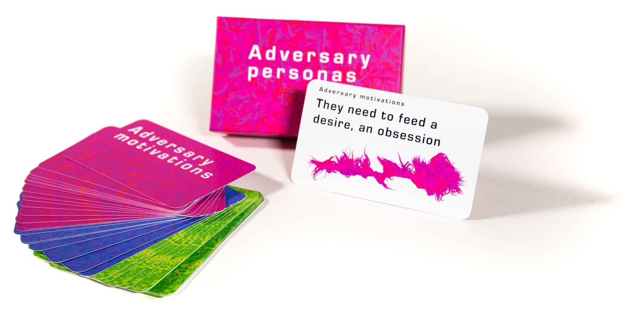 Adversary Personas